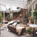 Linnés egna palmhus har öppnat