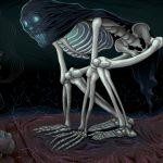 Sömnparalys –inte som vanliga mardrömmar