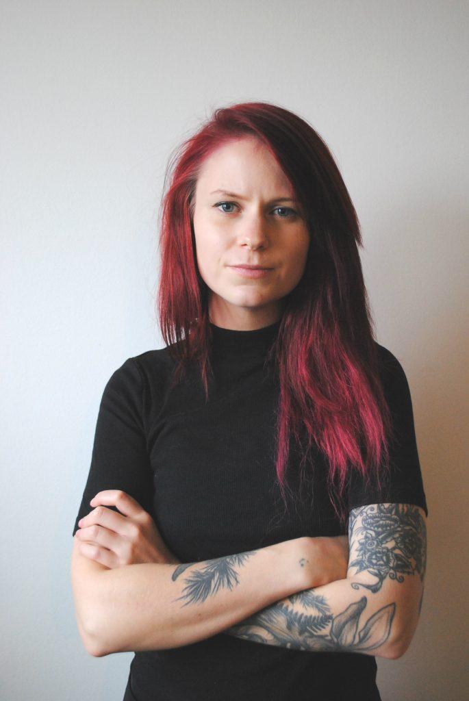 Falska minnen. Mikaela Magnusson. Foto Karolina Jakobsson.