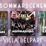 Vinn fem biljetter till valfri spelning på Villa Belparc!