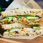 Snittar, landgångar och smörgåsar med Saluhallen