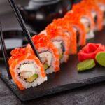 Djungeltrumman väljer: Stans bästa sushiställen
