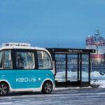 Västtrafiks nya självkörande bussar